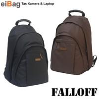 "Tas Kamera & Laptop Ransel eiBag ""FALLOFF"" Berkualitas"
