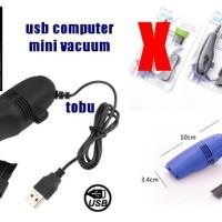 (Diskon) Vacuum Cleaner USB (mini vacuum untuk keyboard laptop/pc)