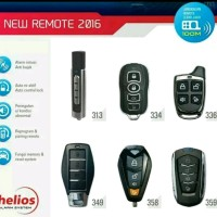Alarm Mobil Helios Total Protection (Key Variation)