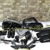 Paket Body Japstyle Triumph Custom CB Gl 100