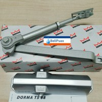 Door Closer Dorma TS 68 HO ( Hold Open) Silver
