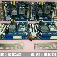 MOTHERBOARD INTEL LGA 775 ASROCK G41 DDR3 - ONBOARD