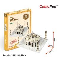 Cubicfun 3D Puzzle Mini Taj Mahal