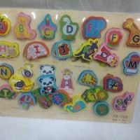 Alphabet Puzzle (Puzzle Alfabet)