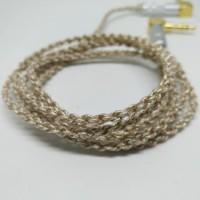 (Murah) L Jack DIY Kabel M2M Special Westone AUX Cable 3.5mm 1.25M
