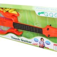 Mainan Edukatif / Edukasi Anak - Touch Guitar Music Electric S PROMOSI