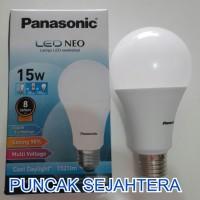 (Dijamin) Lampu LED Panasonic 15w 15 watt NEO