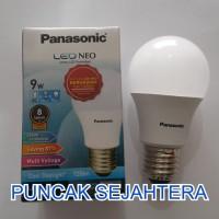 (Diskon) Lampu LED Panasonic 9w 9 watt NEO