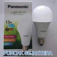 (Dijamin) Lampu LED Panasonic 13w 13 watt EVO