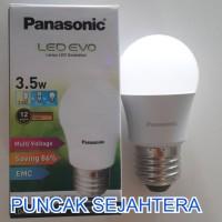 (Dijamin) Lampu LED Panasonic 3w 3 watt EVO