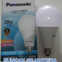 (Murah) Lampu LED Panasonic  20w 20 watt NEO