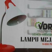 (Sale) lampu meja belajar lampu belajar VDR E27 fleksibel desk lamp
