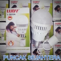 (Murah) Lampu LED Luby emergency 15w 15 watt