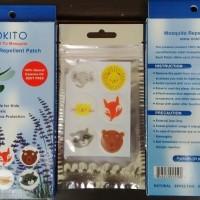 Nokito Mosquito Repellent Patch / Sticker Stiker Anti Nyamuk