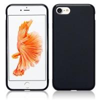 SOFTCASE Slim Black Matte All Type Xiaomi Oppo Vivo iPhone Samsung TOP