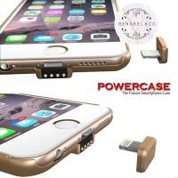 POWERCASE IPHONE 6 6S POWERBANK CASING POWER IPHONE6 FREE KABEL