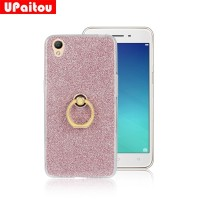 Casing Oppo A37/ NEO 9 Oppo F1S/ A59 Glitter Soft Case iRing KickStand