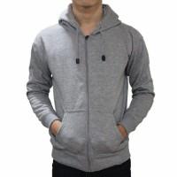 jaket Sweater Hodie zipper/resleting Abu Muda
