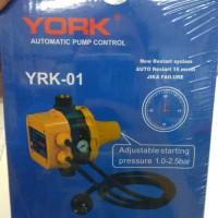 Autometic pump control york yrk-01 / otomatis pompa york yrk 01