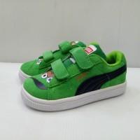 Sepatu anak pempuan & laki laki Puma suede Premium Quality