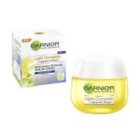 GARNIER LIGHT COMPLETE NIGHT CREAM 50 ML (100% ORIGINAL)