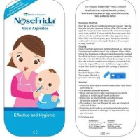 Original Nosefrida Nasal Aspirator