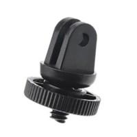 Action Sports Cam Mini Tripod Mount Adapter for Xiaomi Yi GoPro Hero