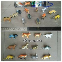 (Sale) FIGURE WILD ANIMAL TOOB