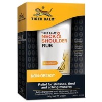 produk istimewa TIGER BALM NECK & SHOULDER RUB/Balsam/ Gel