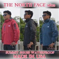 Jaket Outdoor/ Gunung The North Face TNF 1602 waterproo Limited