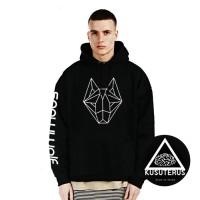 Baju/kaos/jumper/hoodie/vape/vapor/snowwolf
