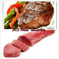 AUS Tenderloin Beef Steak Cut 200 / Daging Sapi Impor Has Dalam 200gr