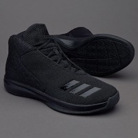 Sepatu Basket Adidas Court Fury 2016 Core Black