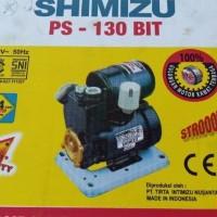 POMPA AIR OTOMATIS SHIMIZU - PS 130 BIT