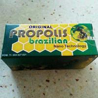 HARGA PAKET PER BOX PROPOLIS BRAZILIAN KEMASAN 7 BOTOL FORMULA BARU