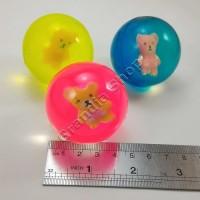 murah Bola Bekel 4,5 mm Mainan Jadul 90an