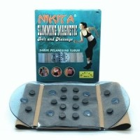 slimming magnetic belt and massage NIKITA