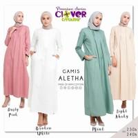 Gamis Aletha by Clover Clothing / Dress Muslim