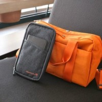 Dompet Travel Panjang Multifungsi Travel Pouch Passport Card Organizer