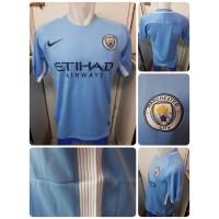 Jersey Manchester City Home 2017/2018 Grade ORI
