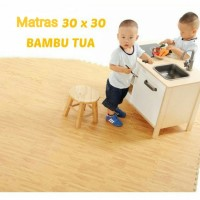Matras /Tikar / Karpet / Puzzle alas lantai evamat / Evamat Bambu