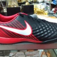 Sepatu Futsal Nike Magista Onda Red Black New 2017 Original Promo