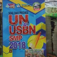 Buku SOAL&PREDIKSI UN USBN SMP 2018