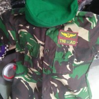 Baju Seragam Kostum Karnaval Anak Hari Pahlawan Pawai