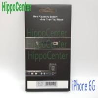 Hippo Baterai Ori iPhone 6 1810 mAh