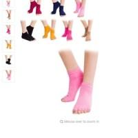 Kaos Kaki Yoga Pilates Fitness-Olahraga-Wanita NEW TYPE