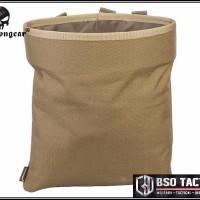 Tactical Airsoft Dump Pouch Emerson Magazine Bag 1000D Cordura Ori