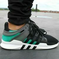 Sepatu Sneakers Adidas EQT Support ADV Green Premium