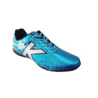 Kelme Star Evo 1103003-Sepatu Futsal-Sky Blue/silver