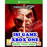 Takken 7 Xbox One Game Offline